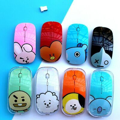 Cute Lovely Wireless Computer Mouse For Notebook Laptop Best Bluetooth