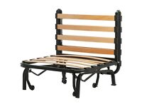 IKEA chair bed frame