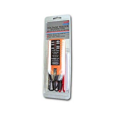 Sanpit Leviton Voltage Tester Solenoid Type 120-600 Vac 6050 Hz And 120-600 Vdc