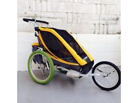 Chariot. The multifunctional go any where push chair