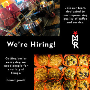 Busy Cafe - Kitchen chef, FOH