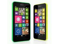 Nokia Lumia 630 Black Unlocked