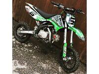 Rfz/lmx-pitbike 140