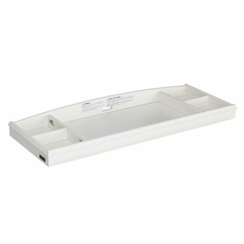 Kingsley Brunswick Collection Baby Changing Station Table in White