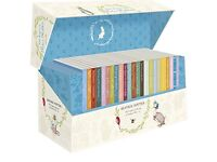 Peter rabbit complete 23 book collection