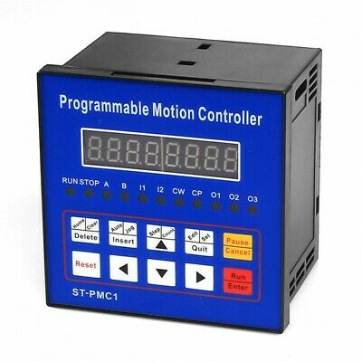 St-pmc1 Cnc Programmable Single Axis Motion Stepper Motor Controller