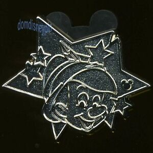 Disney-Pin-WDW-2012-Hidden-Mickey-Collection-Star-Character-Pinocchio-C