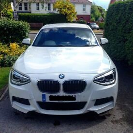 BMW 1 Series M-Sport For Sale - IMMACULATE CONDITION