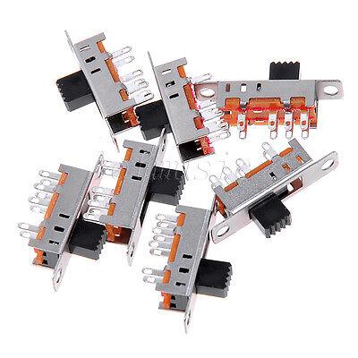 50 Pcs Ss23e04-g5 3 Position 2p3t Slide Switch