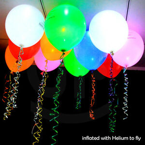 ALL EVENTS TWINKLING LED BALLOONS WHOLESALE PRICES Belleville Belleville Area image 1