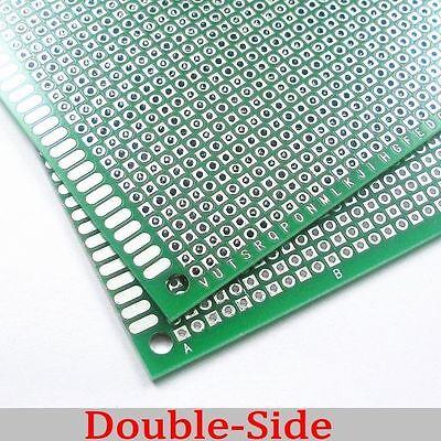 2pcs 15cmx20cm Double Side Pcb Prototype Board Diy Universal Hole Circuit Board