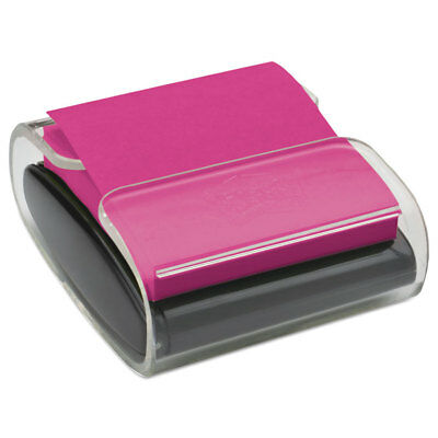 Post-it Pop-up Notes Wrap Dispenser 3 X 3 Blackclear