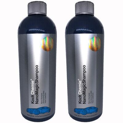 (14,53€/L) Koch Chemie - Nano Magic Shampoo Autoshampoo Doppelpack 2x 750ml SET