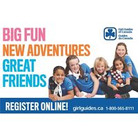 Girl Guide LEADERS required in Lakefield