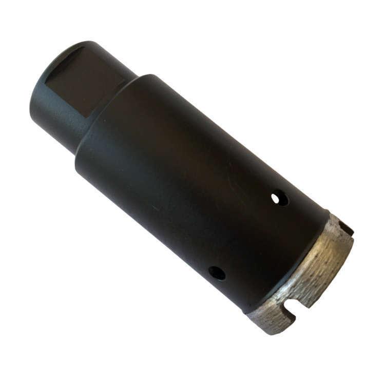 """1-1/8"""" Diamond Core Drill Bits for Granite and Marble Countertops"""