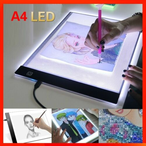 Diamond Painting Pad Dimming Led Light Box Painting Tracing Board Copy Station