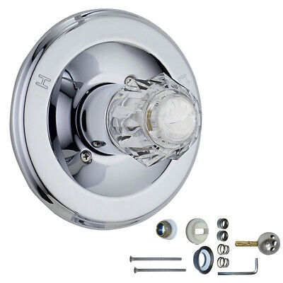 Replacement Kit for Delta RP54870 600 Series Tub and Shower Trim Kit, Chrome Home & Garden