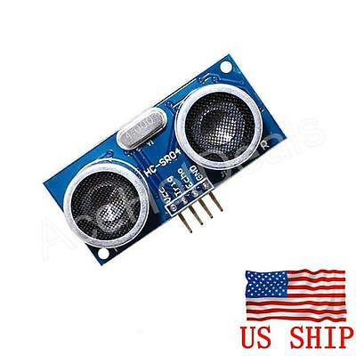 Hc-sr04 Ultrasonic Module Distance Measuring Transducer Sensor For Arduino