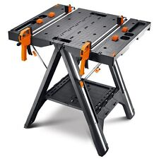WORX WX051 Pegasus Folding Work Table & Sawhorse