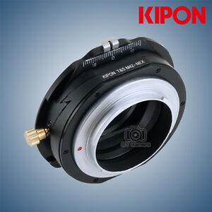 Kipon-Tilt-and-Shift-Adapter-for-M42-Mount-Lens-to-Sony-E-Mount-NEX-Camera