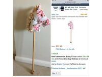 Floral hobby horse by big jigs