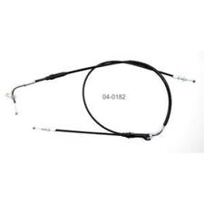 Black Vinyl Pull Throttle Cable~1997 Suzuki VS1400GL