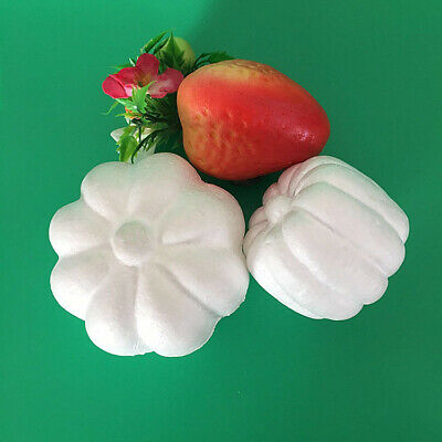5 Pcs Pumpkin Polystyrene Styrofoam Foam Balls DIY Halloween Kids Craft ](Styrofoam Ball Halloween Crafts)