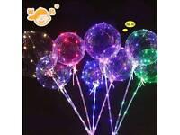 Bubble light Ballon