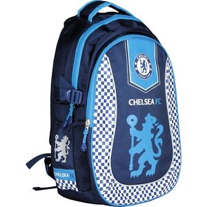 CHELSEA FC BACKPACK School Backpack Club Rucksack Official Product BRAND NEW!! - <span itemprop='availableAtOrFrom'>Gdynia, Polska</span> - CHELSEA FC BACKPACK School Backpack Club Rucksack Official Product BRAND NEW!! - Gdynia, Polska