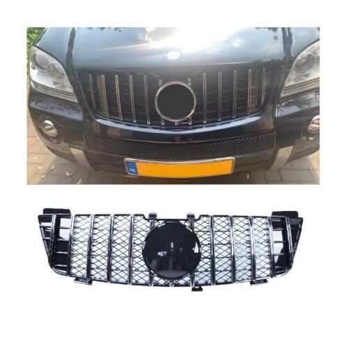 grill voor mercedes w164 ml chrome 2005-2008