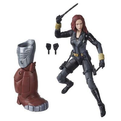 Hasbro Marvel Legends Black Widow Action Figure Crimson Dynamo BAF