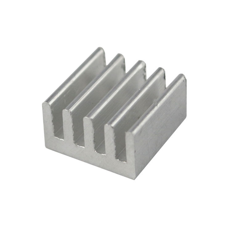 Economic 10X Aluminum Heat Sink for StepStick A4988 IC B HEP