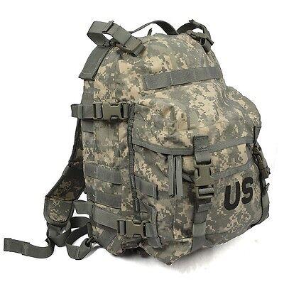 USGI US Army 3 Day Assault Pack ACU Genuine Issue - No Plastic Stiffener