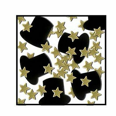 ld Star Confetti - 28g Hollywood Movie Star Party Decoration (Movie-star-party)