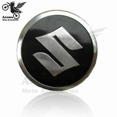 Lot de 4x Autocollant Sticker Moto 3D métal pour Moto Suzuki GSX-R GSX-S V-Strom