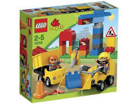Lego Duplo My First Construction Set 10518 Complete Box