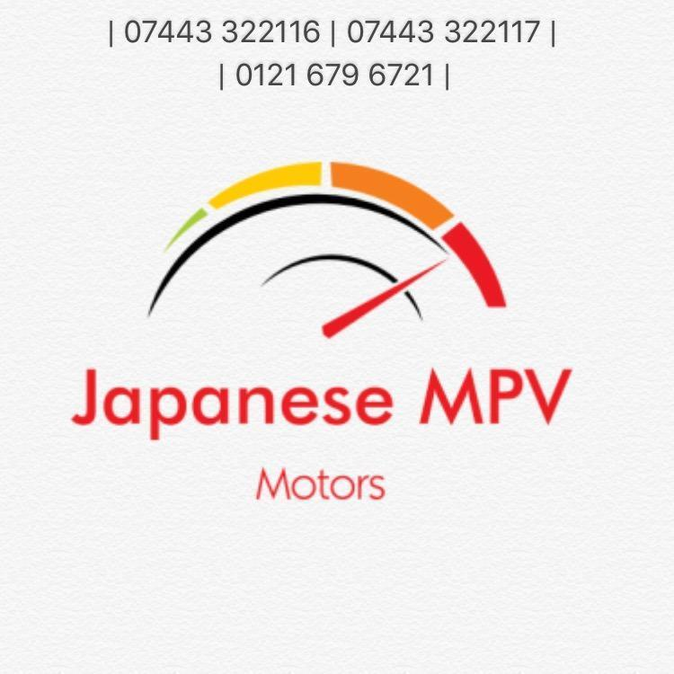 Japanese MPV Motors - Used Car Sales  Used Cars Dealer  Birmingham West Midlands