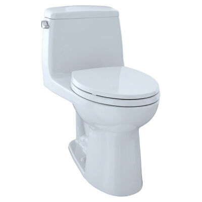 Eco UltraMax Elongated Toilet with SoftClose Seat - Finish: