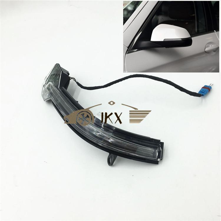 Left For BMW F10 F07 F06 F12 F13 F01 LCI Rear View Turn Mirror Signal lights