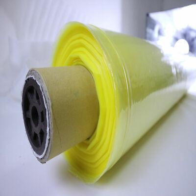 41m Carbon Fiber Fiberglass Resin Infusion Rtm Vacuum Bagging Film Yellow