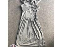 Burberry grey dress - size 6