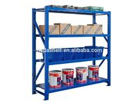 Heavy Duty warehouse or garage shelving units. 200kg udl weight /shelves