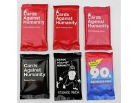 Cards Against Humanity Add ons