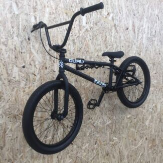 BMX Bike  - Pumpt 21 inch - (ridden twice)