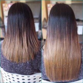 Tape-in Hair Extension Service! From $255