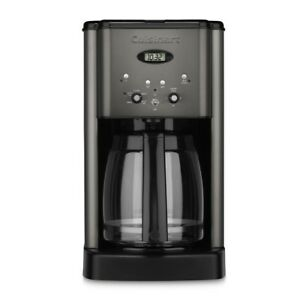 Cuisinart 12-cup coffee maker.
