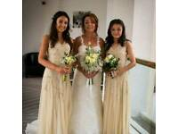 2 Miss Selfridge Bridesmaid dresses Size 6
