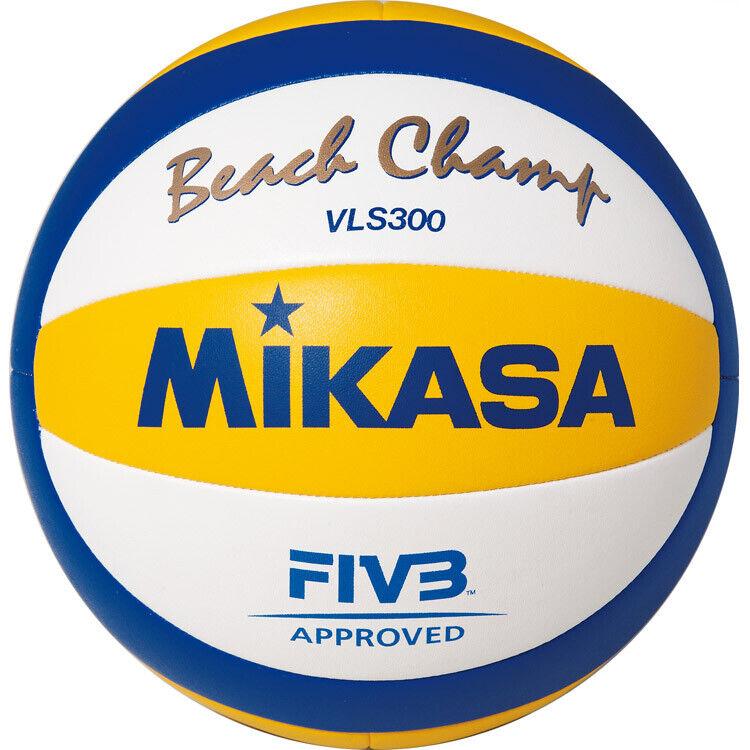 MIKASA VLS300 Beach Volleyball FIVB Gr. 5 NEU --- nirgends günstiger!