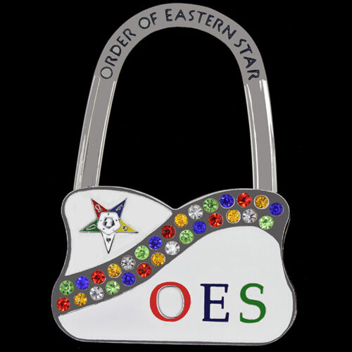 Order of the Eastern Star OES Purse Holder-New!