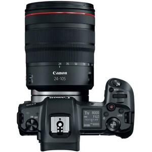 Store Sale - Canon EOS R Mirrorless Camera with 24-105mm IS USM Lens Kit, Brand New In Box